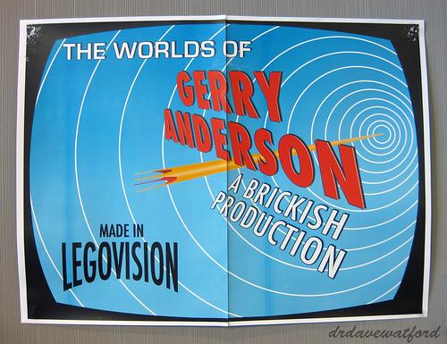 ANDERCON 2014 LEGOVISION poster