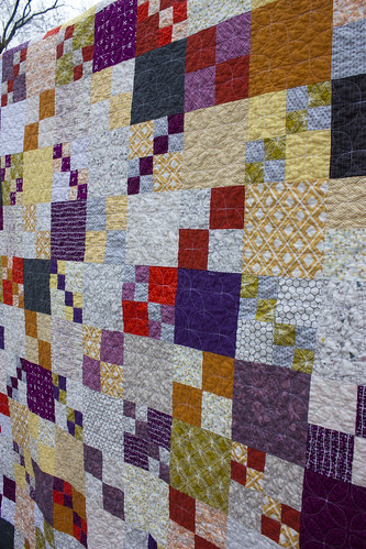 Penny Patch Quilt