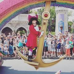 #captainhook #magickindom#disneyworld #disneyparade