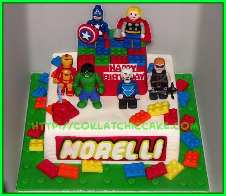 cake lego