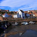 Harbour in Crail (Scotland)