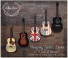 Guitar Decor (concert) for C88