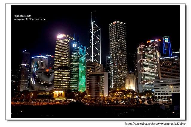 【香港自由行】中環越夜越美麗
