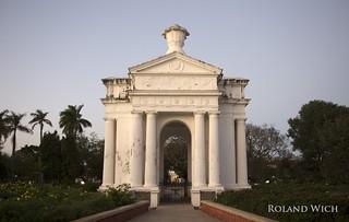 Puducherry - Government / Bharati Park