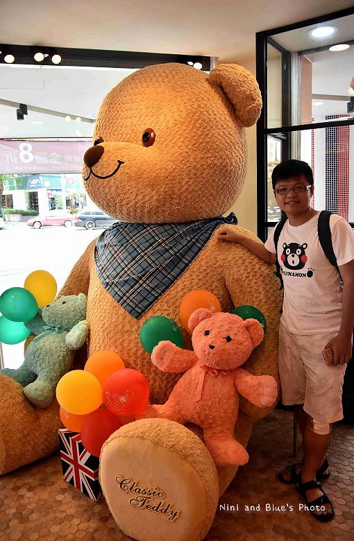 台中泰迪熊主題餐廳咖啡館18