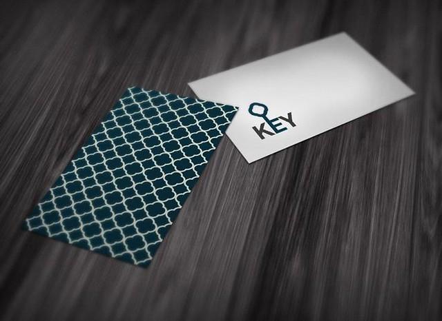 Key Business Card 2