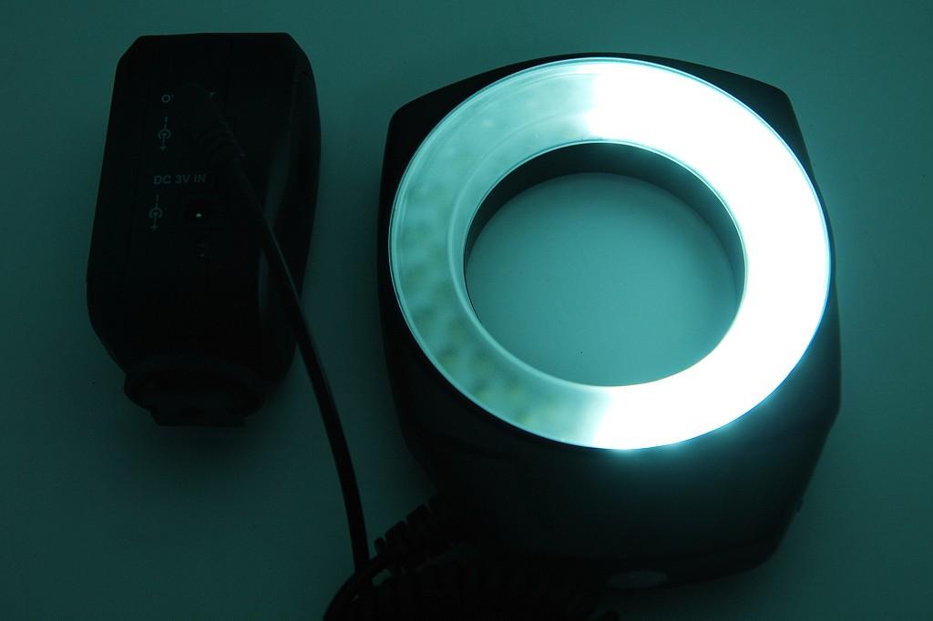 [開箱]Ring48 LED環燈 (持續光)
