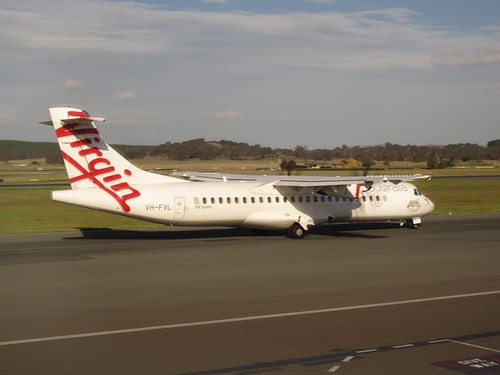 Virgin Australia (Skywest) ATR 72-500