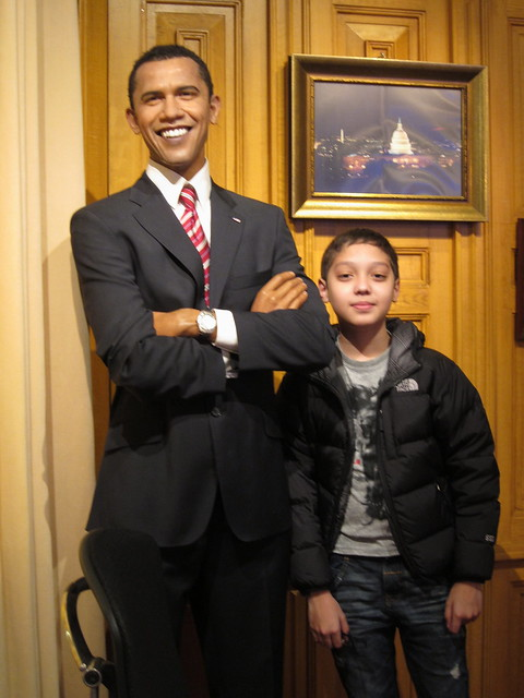 Ben and Obama