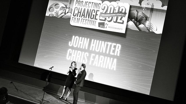 Projecting Change Film Festival 2012 | SFU Woodwards