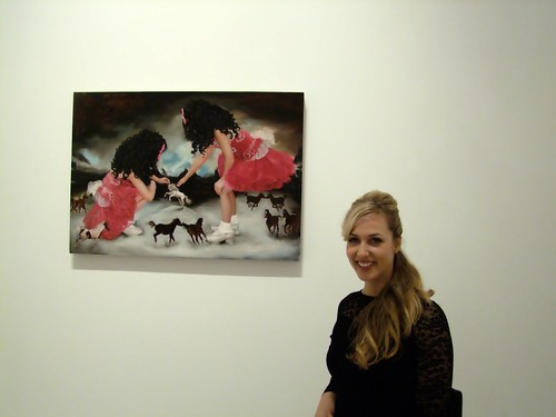 HEARTS FOR EYES First Ever Solo Exhibition in Singapore by Gretchen Ryan