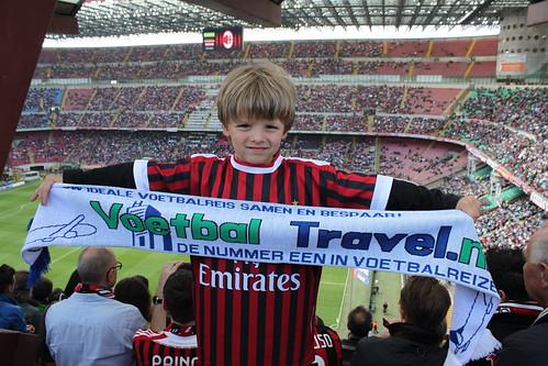 Wieringa, AC Milan