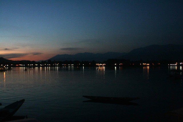 Kashmir Diary – A Bloodless Evening, Srinagar