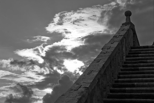 Assisi - Stairway to Heaven