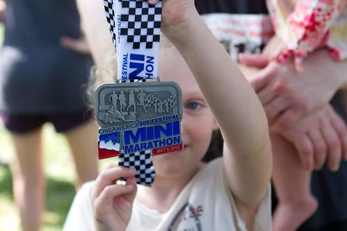 Indianapolis Mini Marathon.