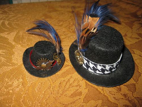 Itzl's New Top Hats