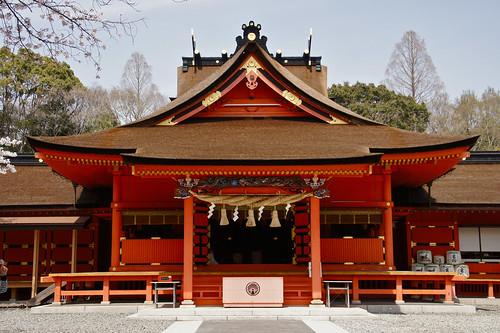 富士山本宮浅間大社 Fuji-san Hongu Sengen Taisha