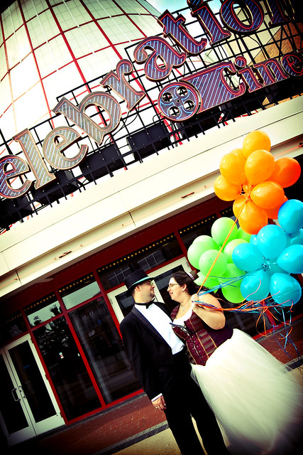 Love Celebration: Circus Style.