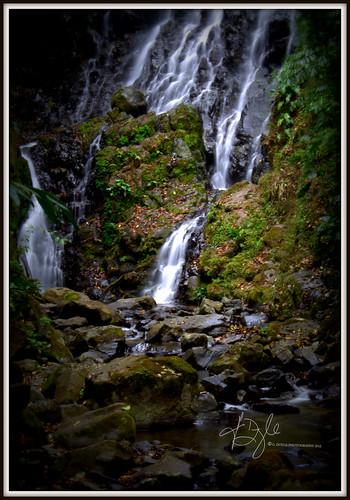 de waterfall valle el panama antón elchorromacho