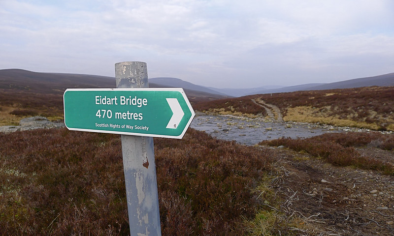 To the Eidart Bridge