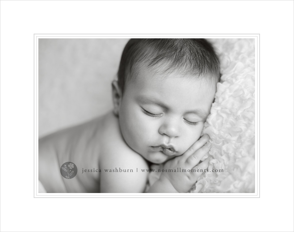 Saratoga baby photography