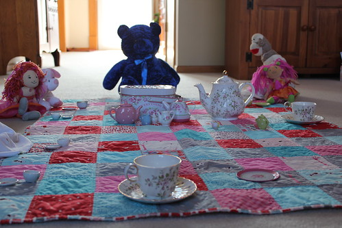Pips Tea Party