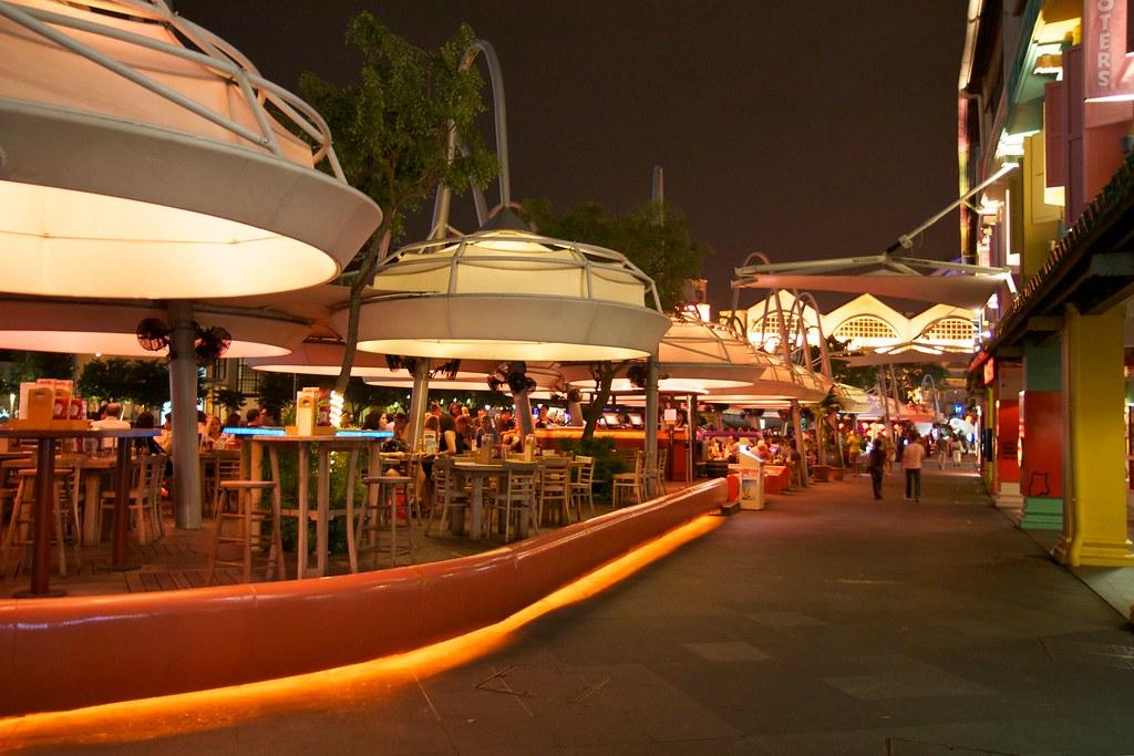 Clarke Quay Bars