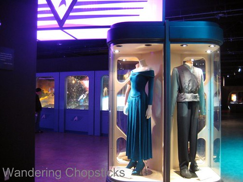 Star Trek The Exhibition (Hollywood & Highland Center) - Los Angeles 15