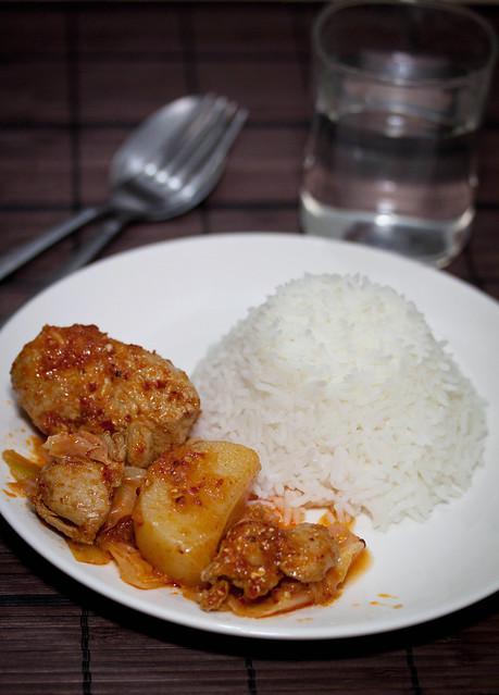 Curry Debal (Devil's Curry)