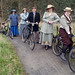 The Cycle Club Outing by Beamish Museum