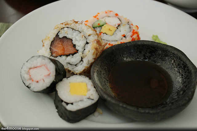 Hyatt Regency Shatin - Sushi