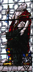 St Bartholomew and Rahere by Hugh Easton