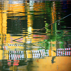 river water reflections by Zé Eduardo...