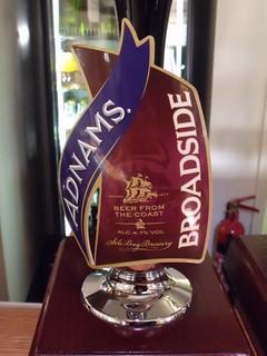 52 beers 4 - 34, Adnams, Broadside, England