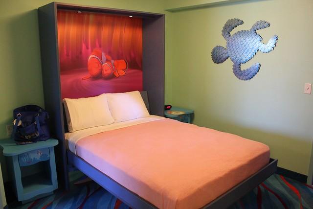 Disney Nemo Hotel Room