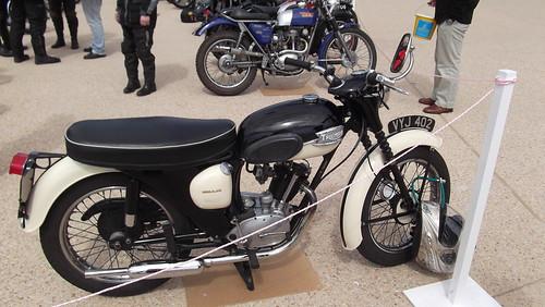 Blackpool Vintage Motorcycle show