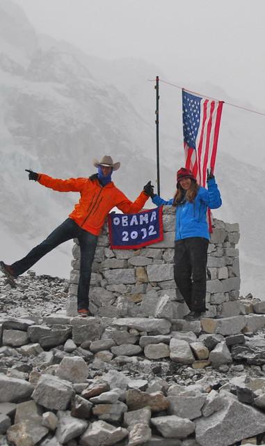 OFA, Everest Base Camp