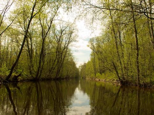 Tartaka canal