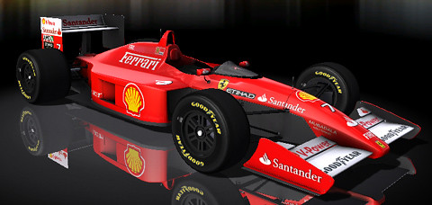 [rFactor] Formula Armaroli 2010 Skin Ferrari