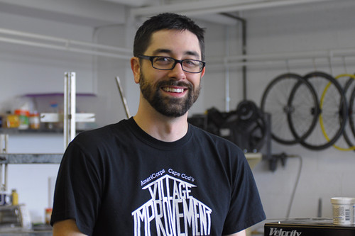 Shane, Geekhouse Bikes