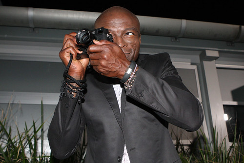 Seal by Eva Rinaldi Celebrity and Live Music Photographer