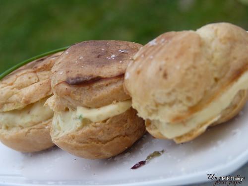 Petits choux aux pommes de terre primeurs de Noirmoutier