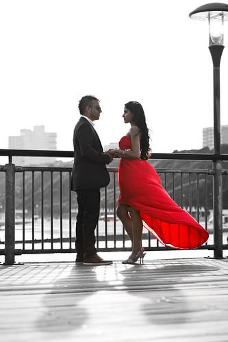 Sneak preview of Manny & Raj's Engagement shoot by MatthewOsbornePhotography_