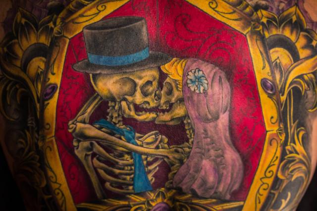 39 til death do us part 2 beyond the ink all tattoos by for Until death do us part tattoo