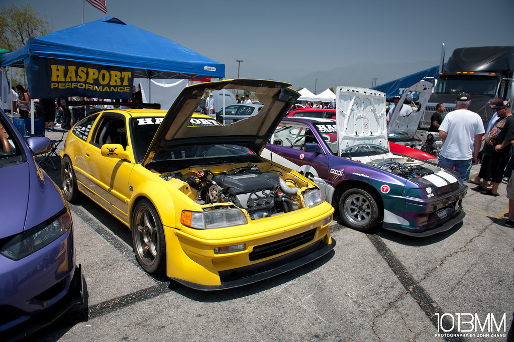 Eibach Springs Honda Meet 2012