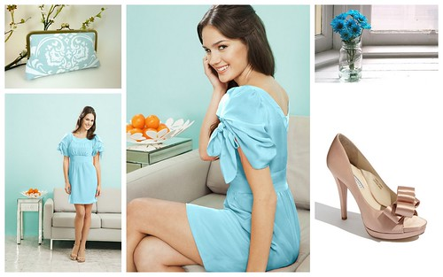 {Modern + Adorable} Bridesmaid's Style by Nina Renee Designs
