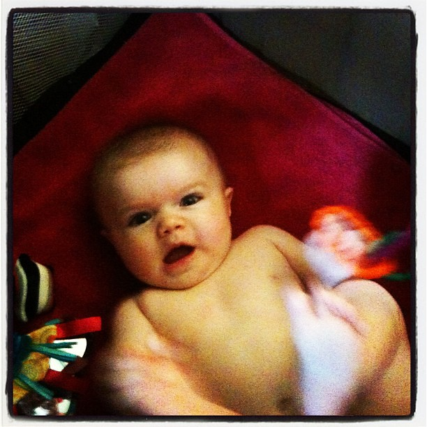 The strongest baby in the world. | Explore Cabell's photos ...