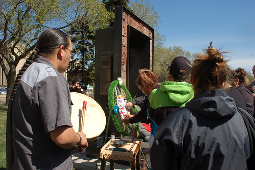 Edmonton Homeless Memorial 2012