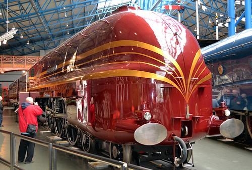 LMS Princess Coronation Class 6229 'Duchess of Hamilton'
