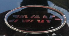 Javan R1 badge